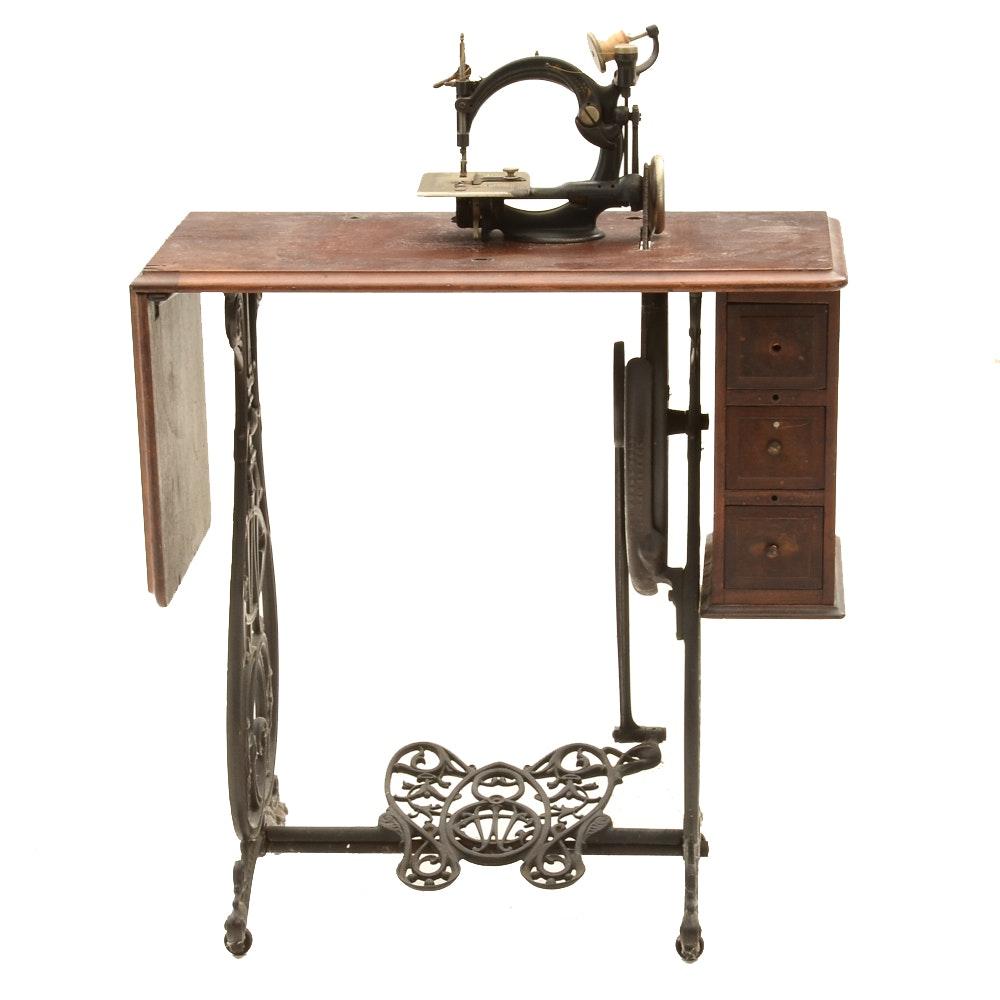 Dating willcox and gibbs sewing machines