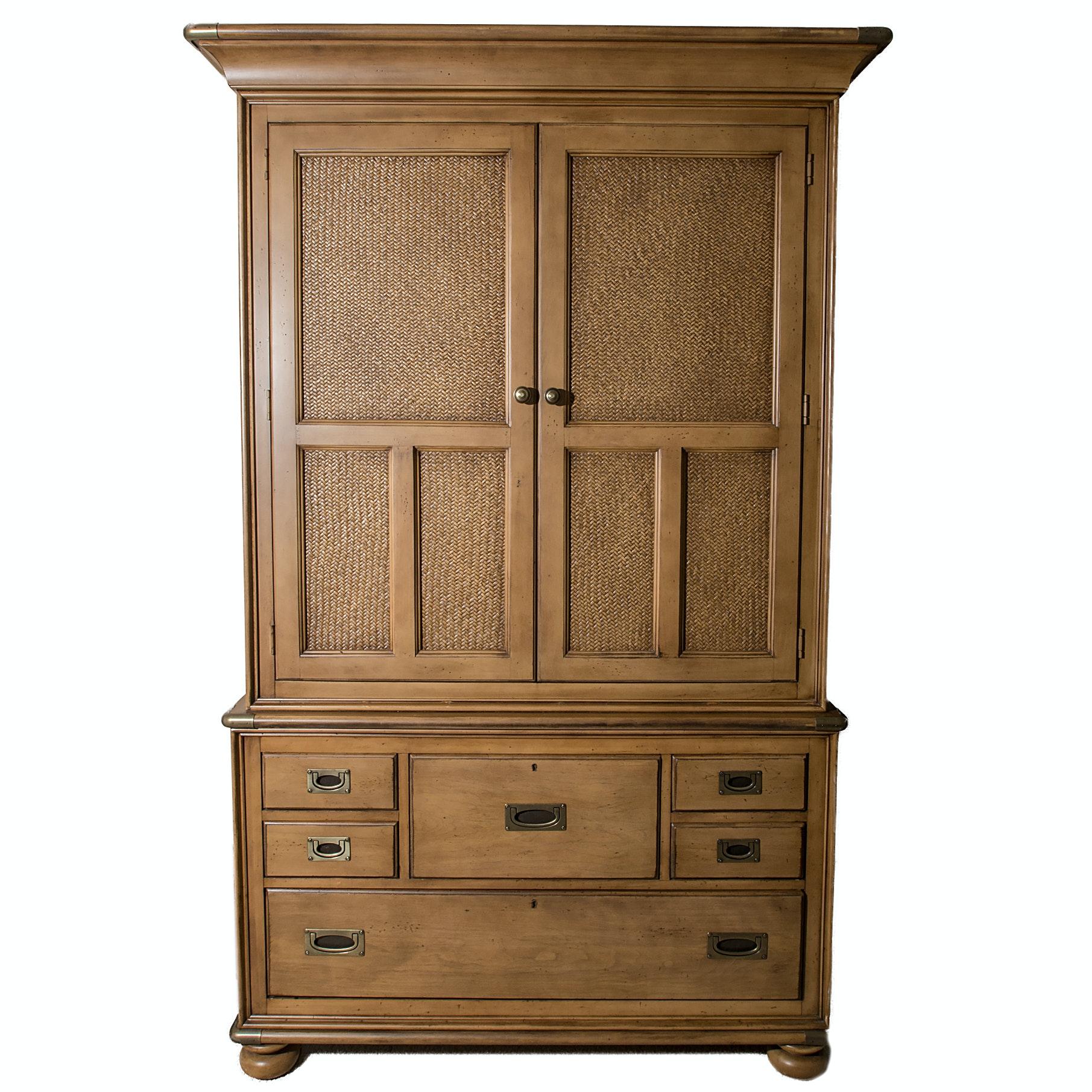 Nice Lexington Furniture Nautica Home Armoire ...
