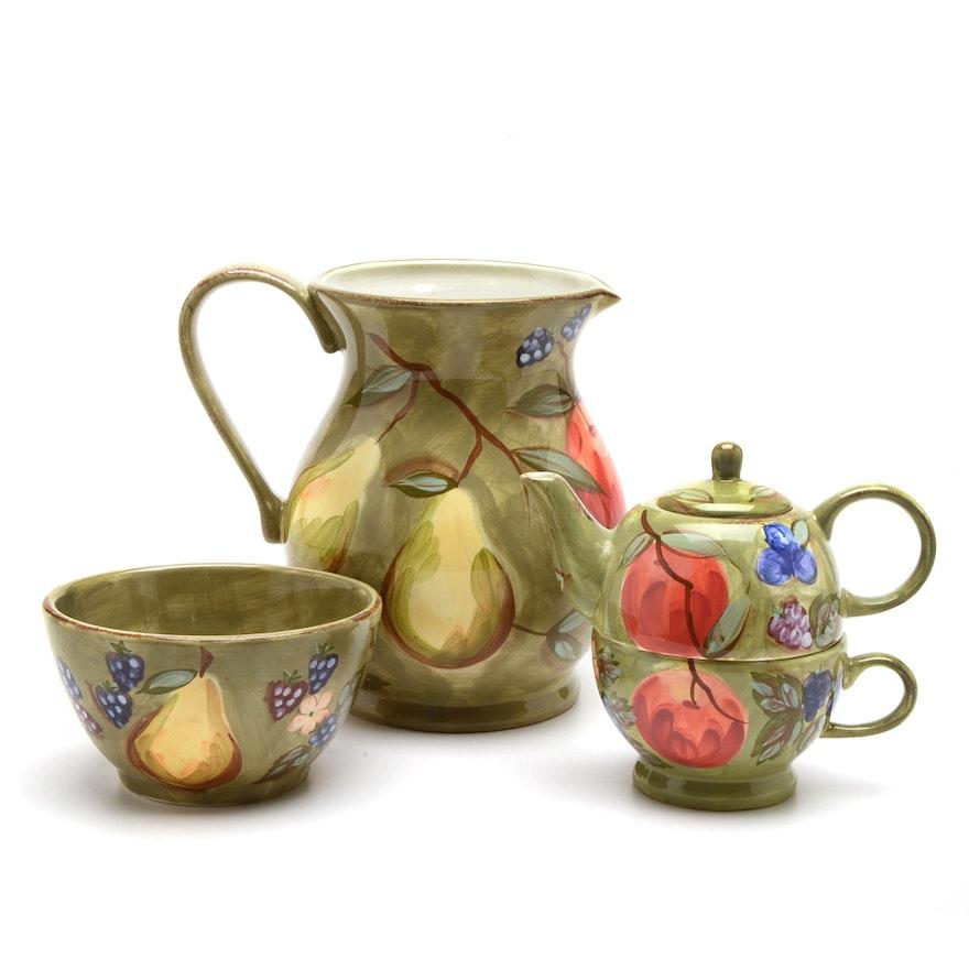 Mesa International Ceramic Tableware Pieces