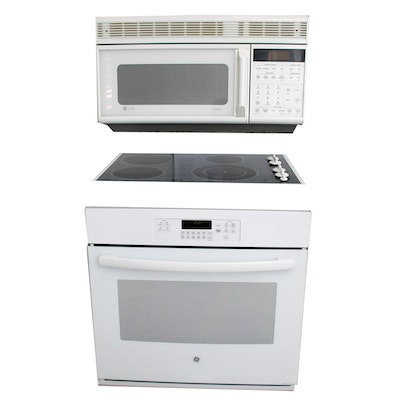 Ge Profile Oven And Convection Microwave