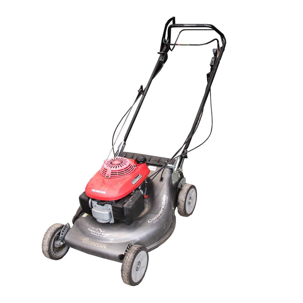 Honda Harmony II HRT 216 Lawn Mower ...