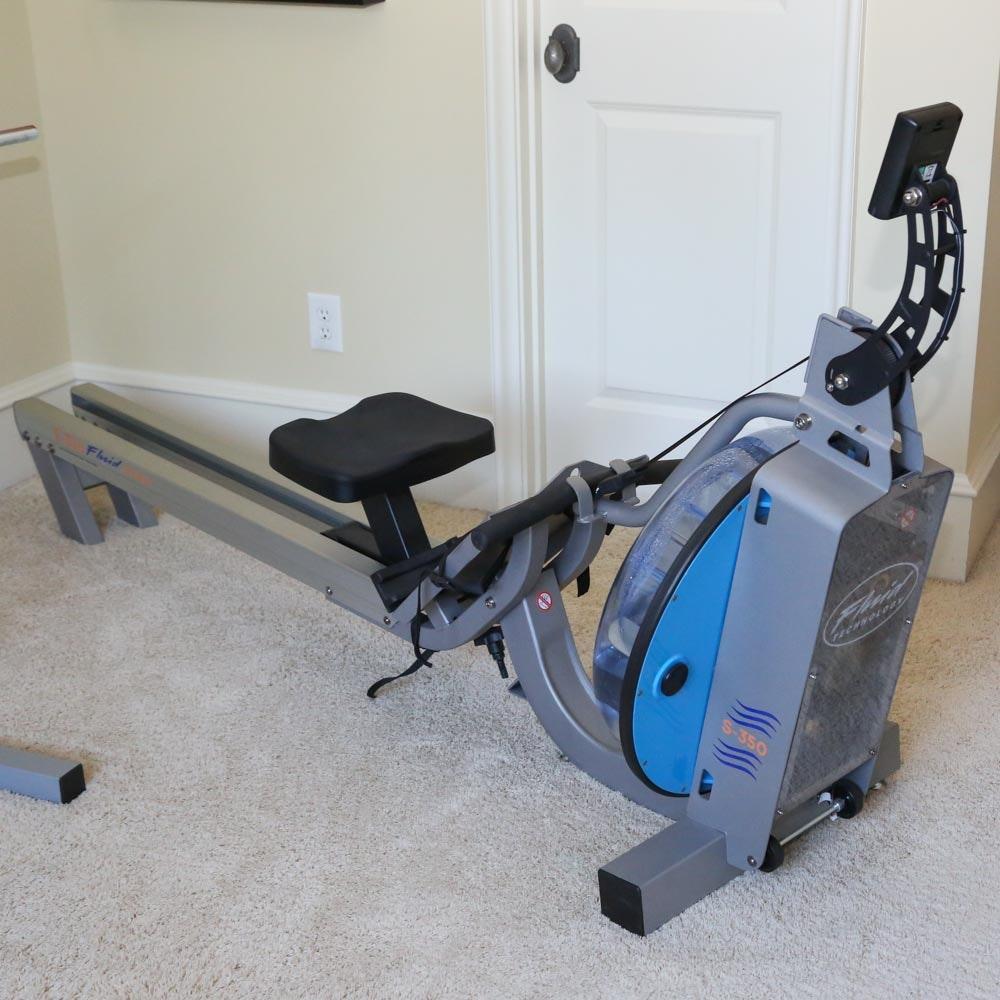 Fluid Rower S350 Rowing Machine