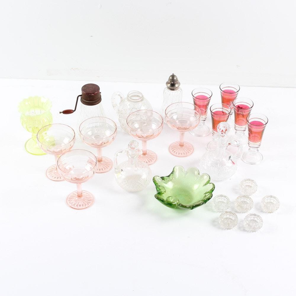 Glass Asssortment