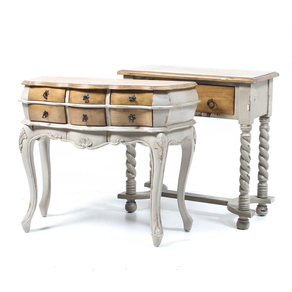 Guild Master Coordinating Console Tables