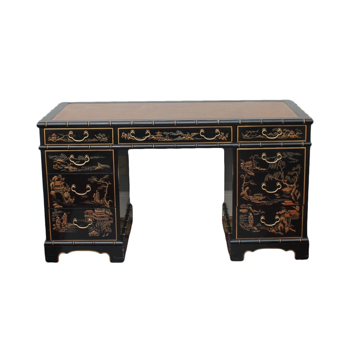 Chinoiserie Desk