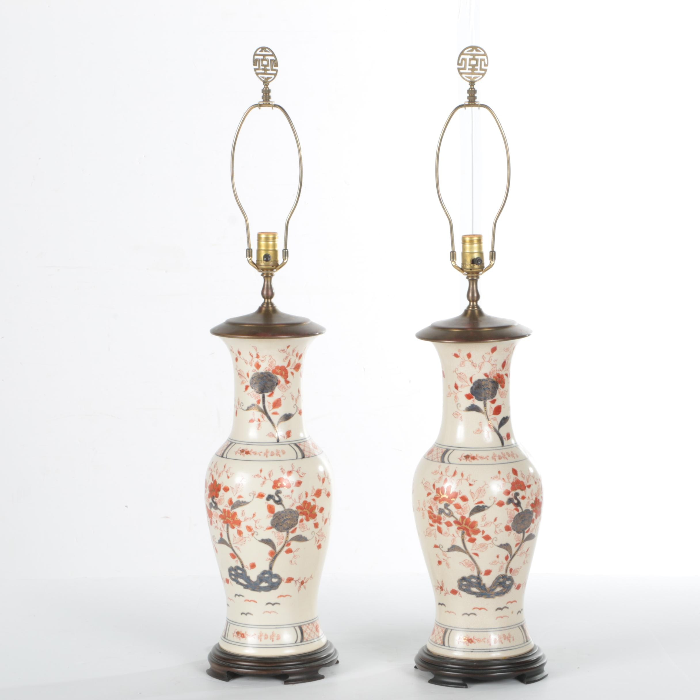 Chinese Table Lamps
