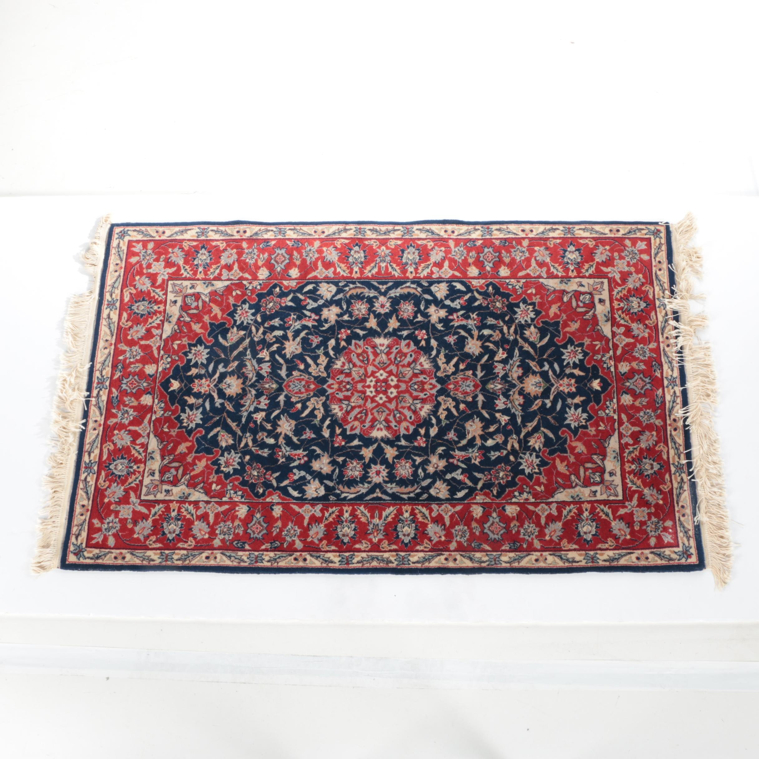 Hand-Knotted Northwest Persian Area Rug