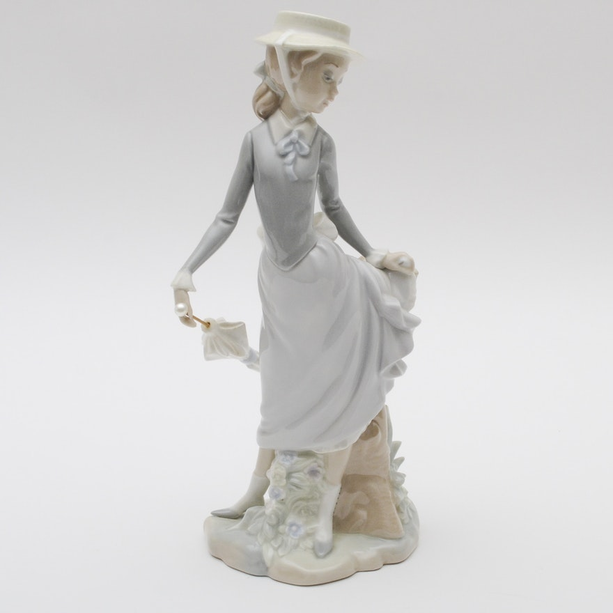 Lladro Figurine Ebth