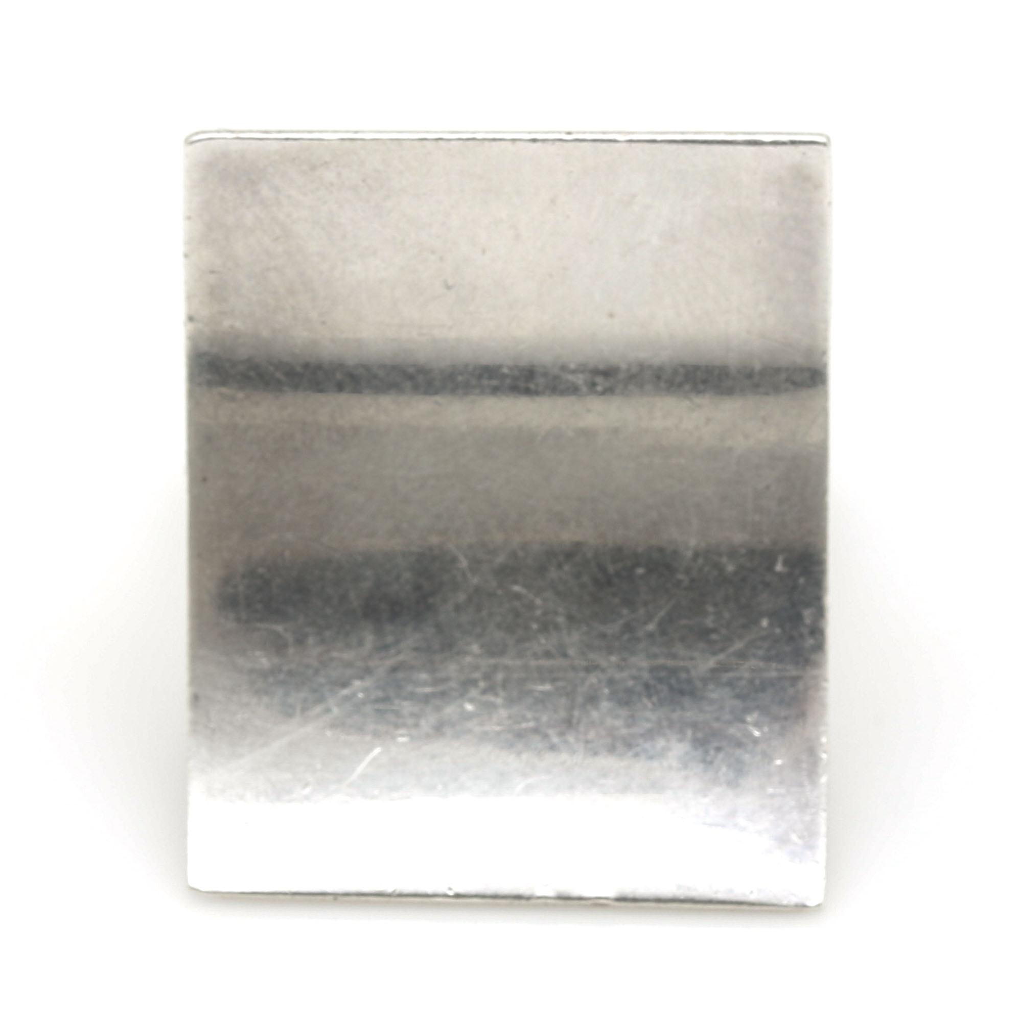 Finnish Sterling Silver 1970 Kalevala Koru Oy Modernist Ring