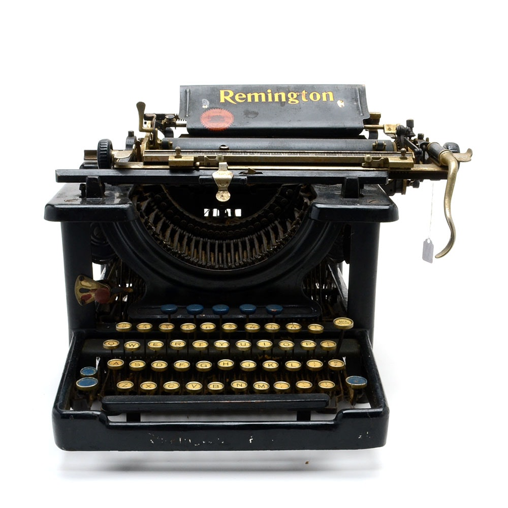 Antique Remington Standard Typewriter