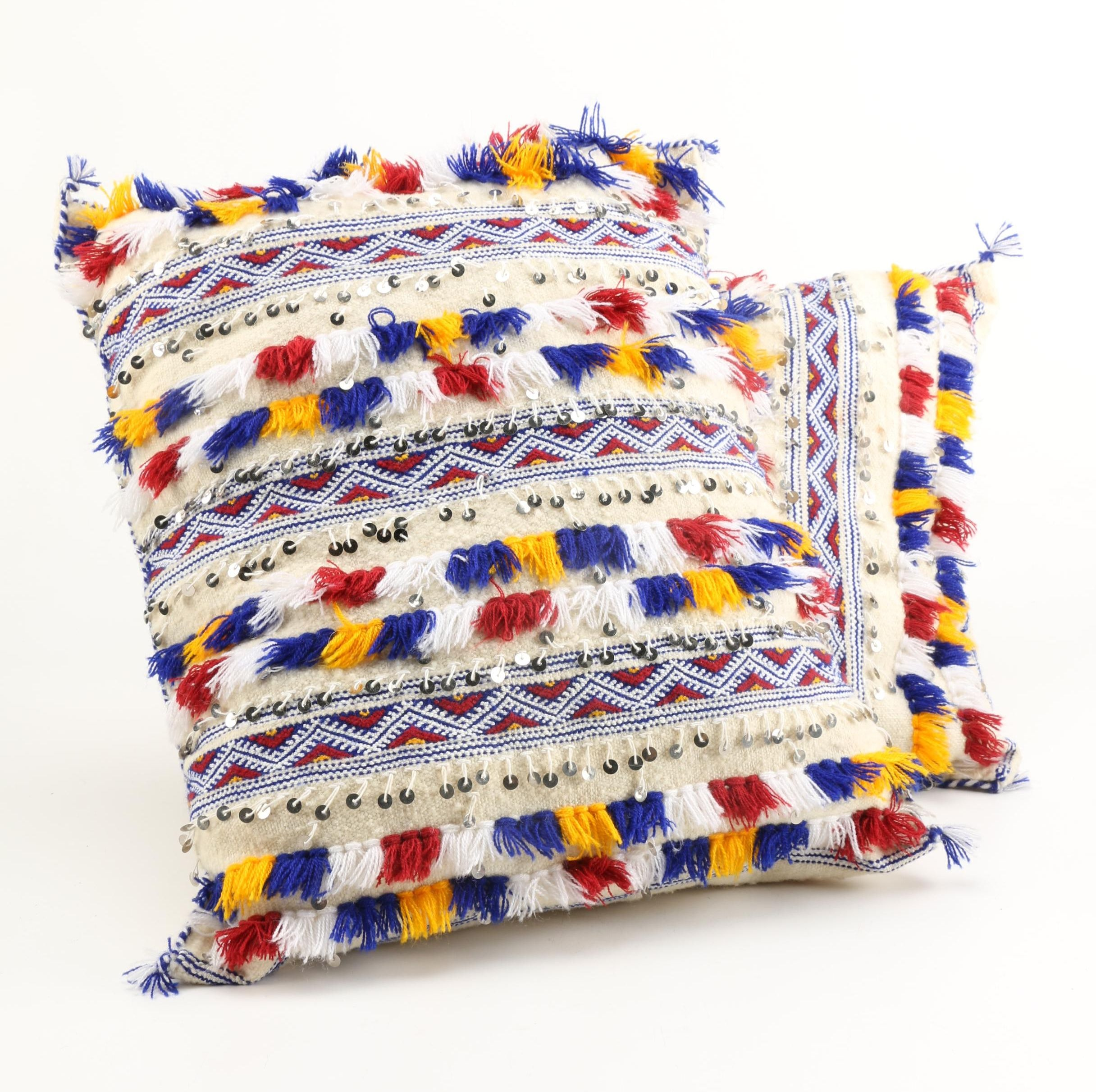 Pair of Accent Pillows