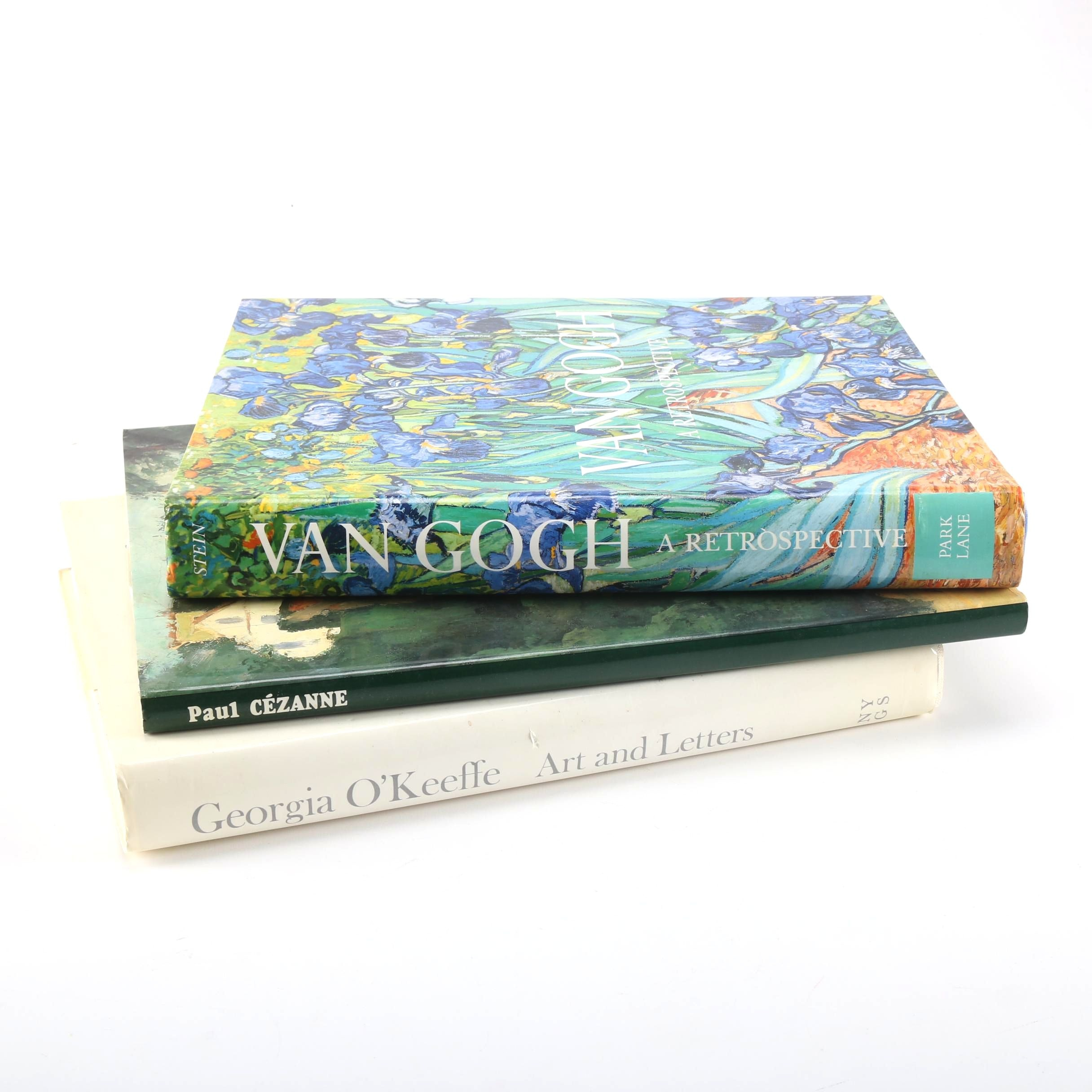 Coffee Table Art Anthology Books