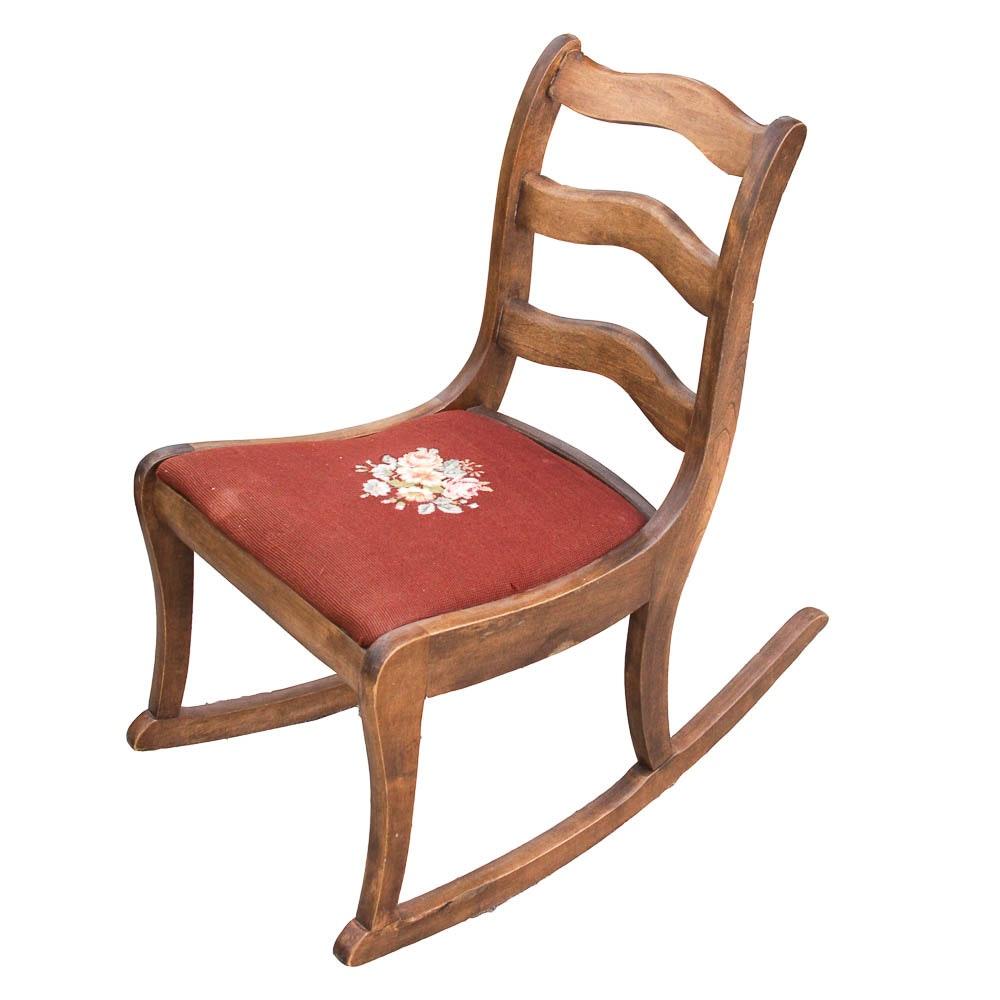 Associated Factories Rocking Chair