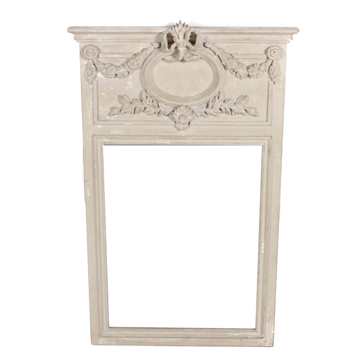 Decorative Distressed Finished Wall Mirror