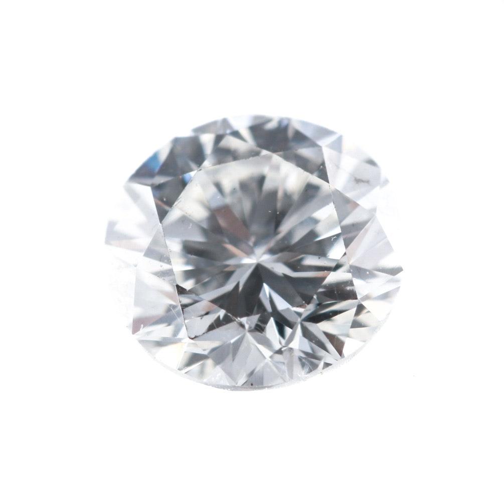 Loose 0.45 CT Diamond