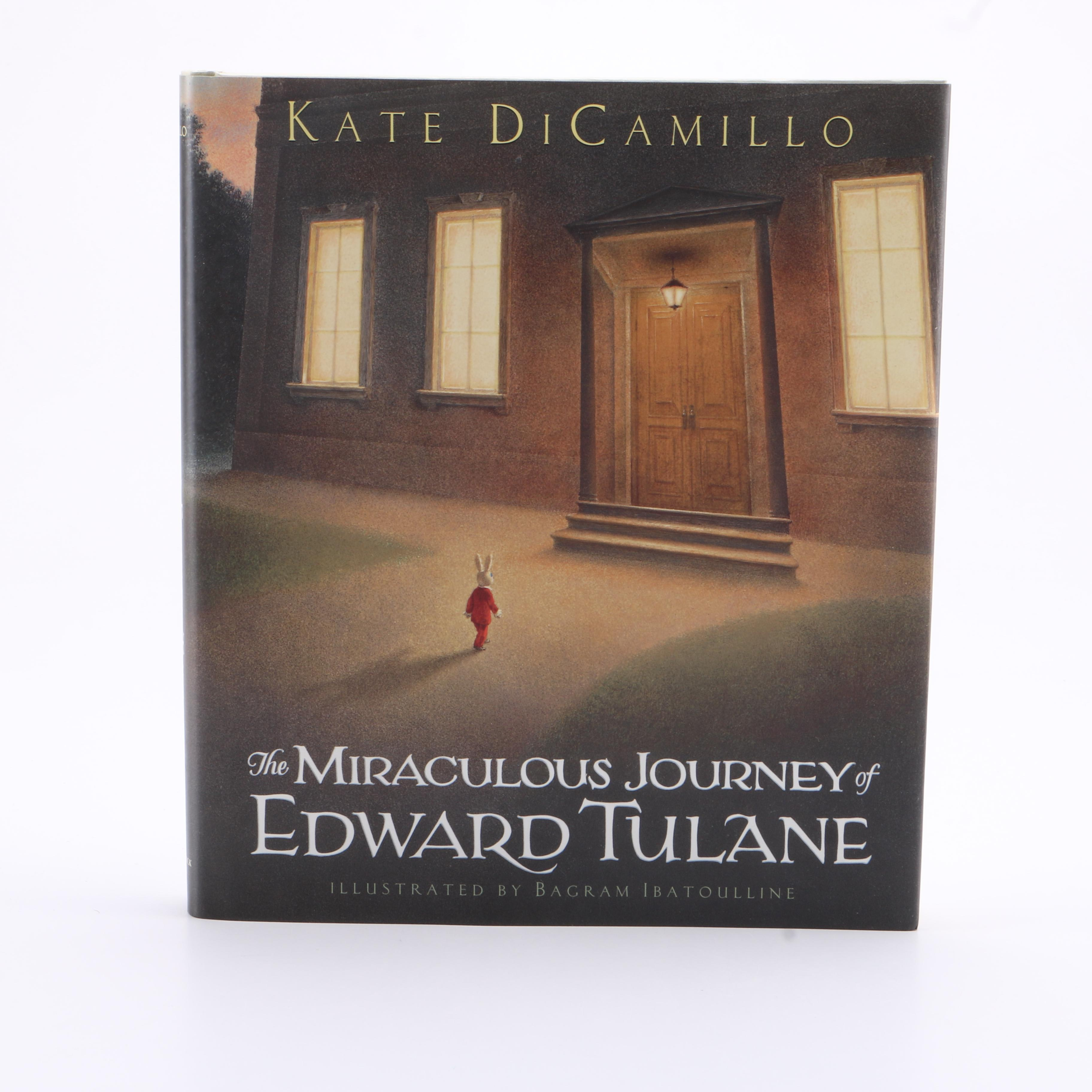 a critique of the miraculous journey of edward tulane a novel by kate dicamillo The miraculous journey of edward tulane - ebook written by kate dicamillo read this book using google play books app on your pc, android, ios devices download for offline reading, highlight, bookmark or take notes while you read the miraculous journey of edward tulane.