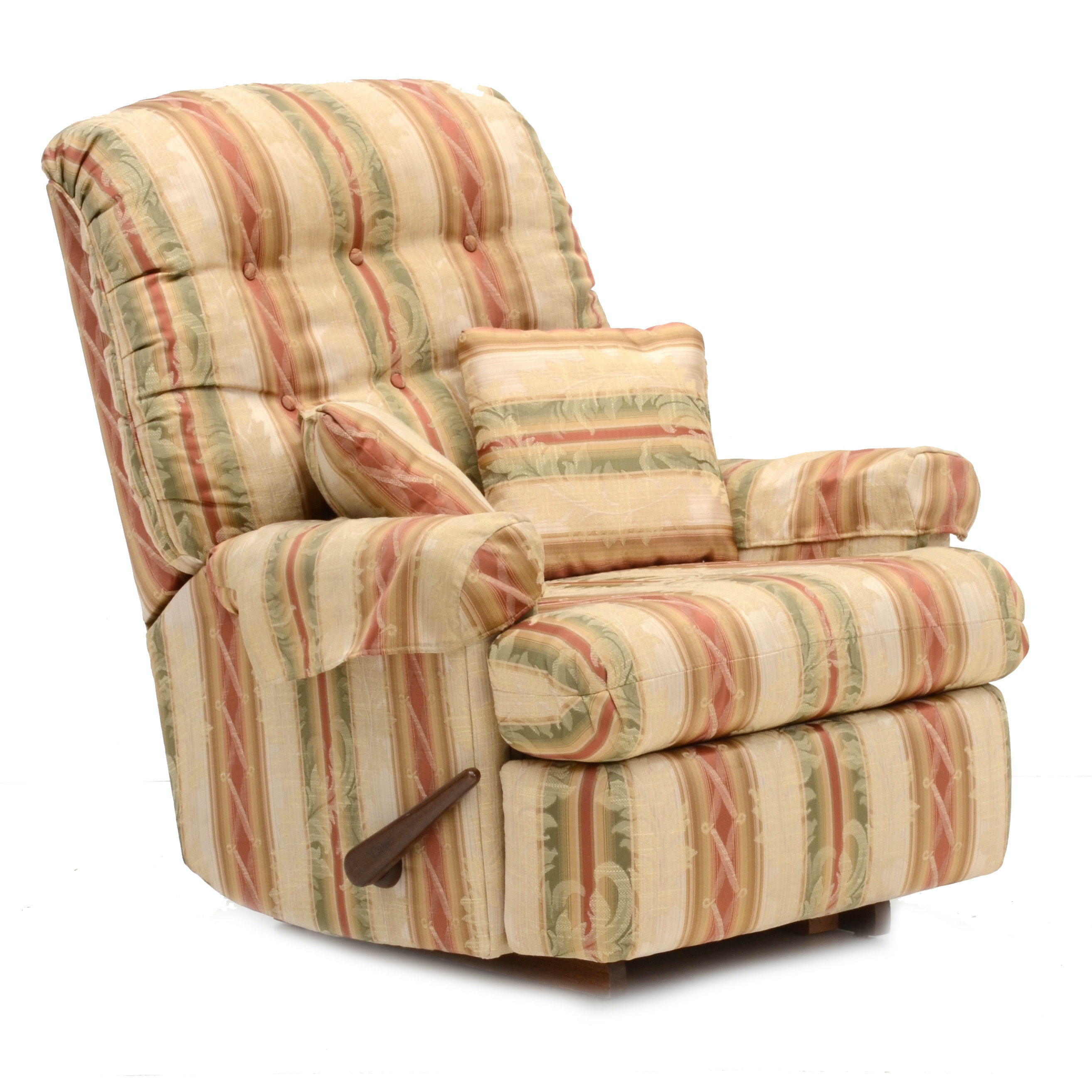 Rocking Recliner Lounge Chair