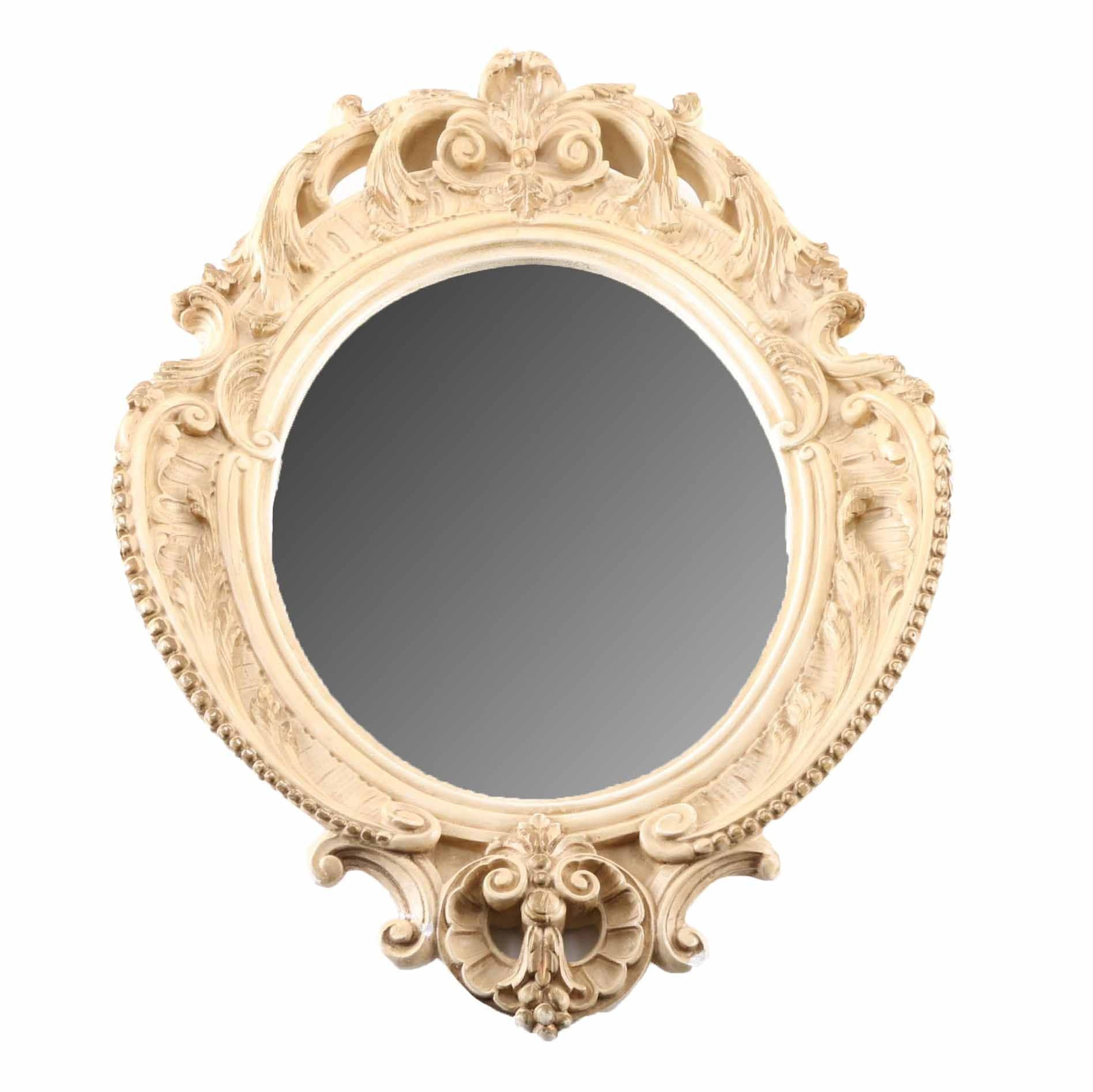 Rococo Inspired Wall Mirror by Universal Statuary Corp.