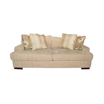Squared Arm Sofa