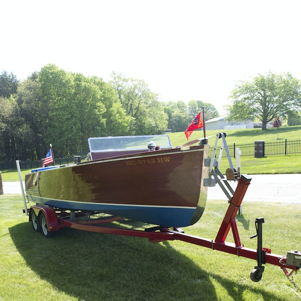Chris Craft Deluxe Utility