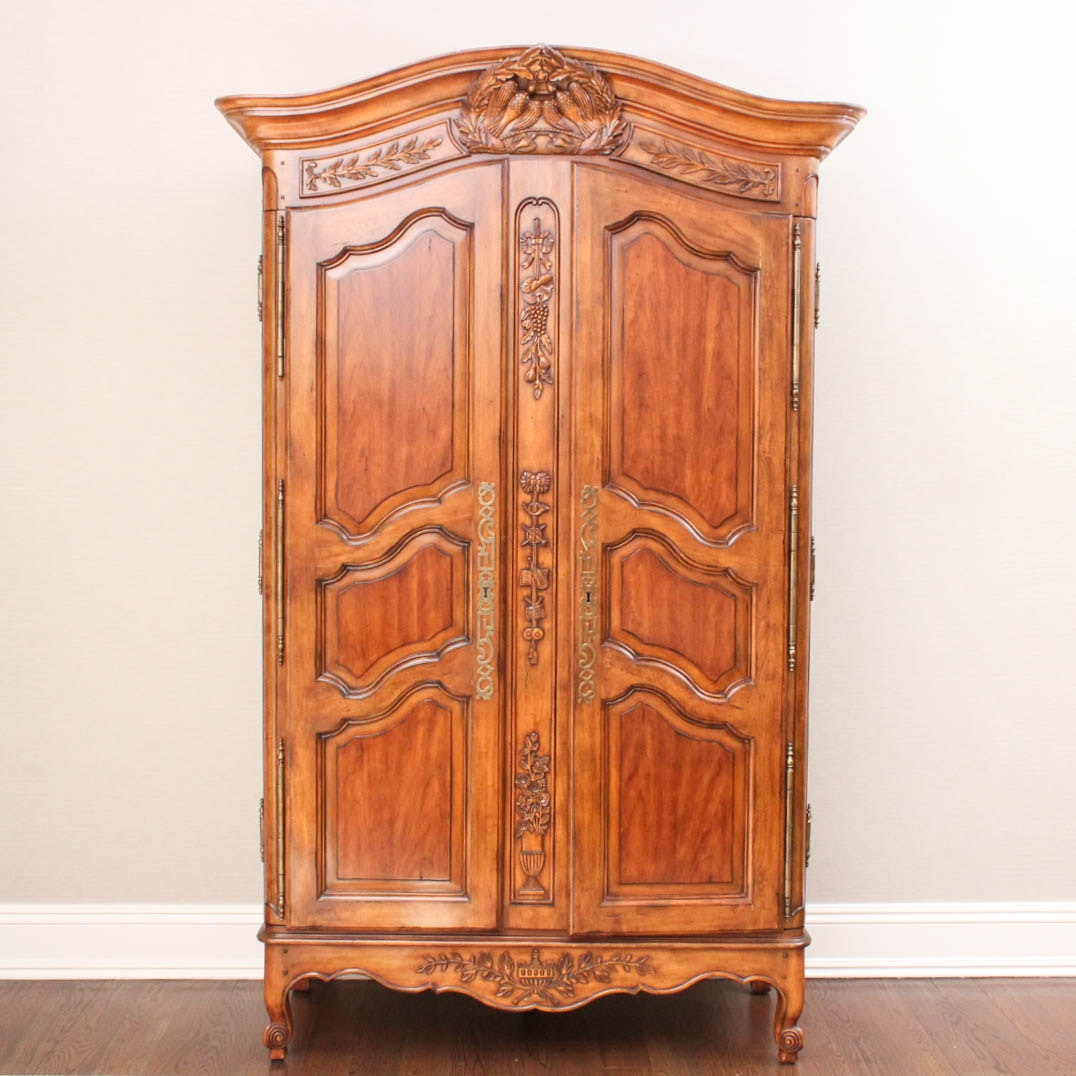 Armoire By Drexel Heritage At Home In Belle Maison ...
