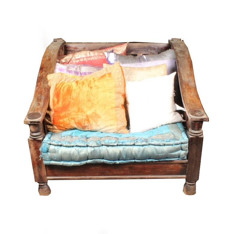 Tibetan-Style Chair