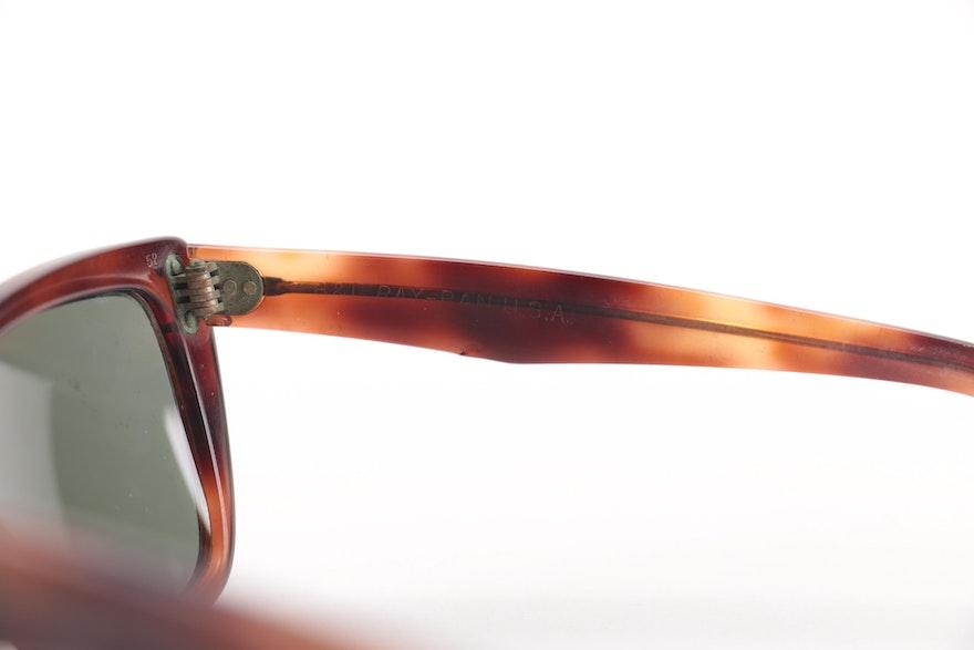 74b6205591 Vintage B L Ray-Ban Sunglasses   EBTH