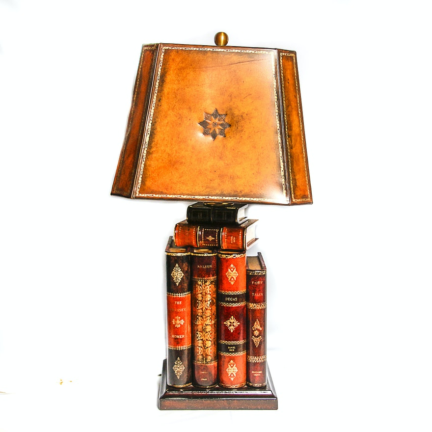 of aspect width maitland fit lamps product height stone smith chairish image tessellated lamp