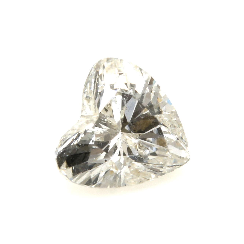 Loose Heart Cut Diamond