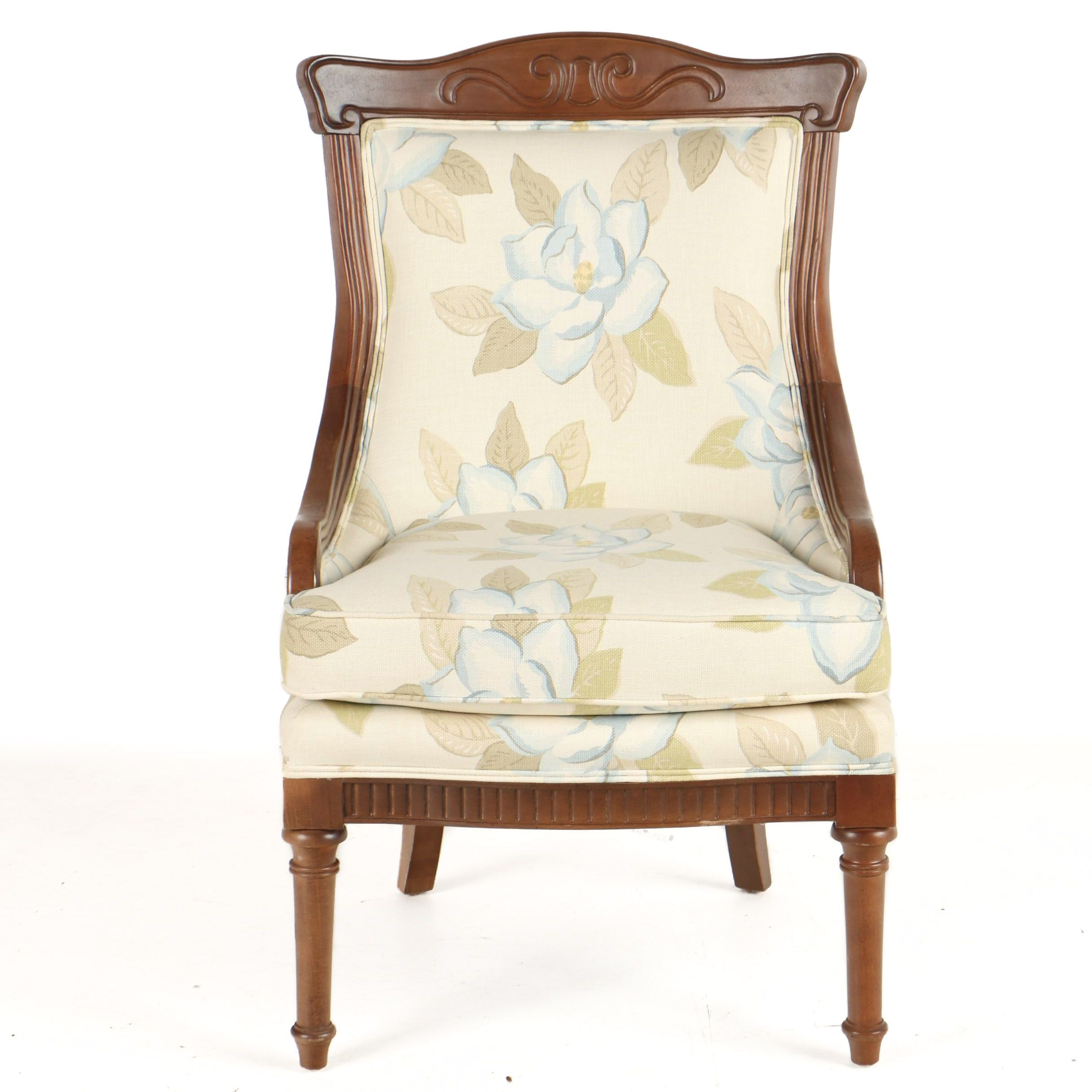 Upholstered Clayton Marcus Chair ...