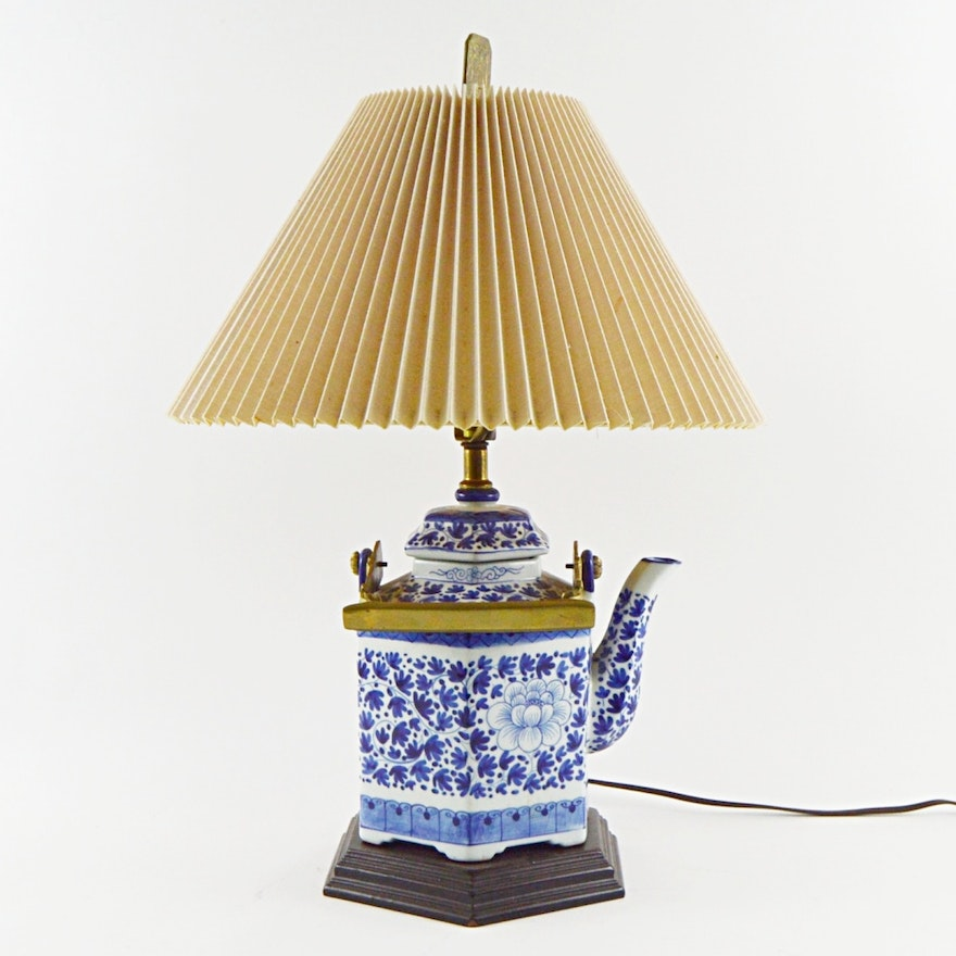 him this teapot i silver at but table to want lamp love see