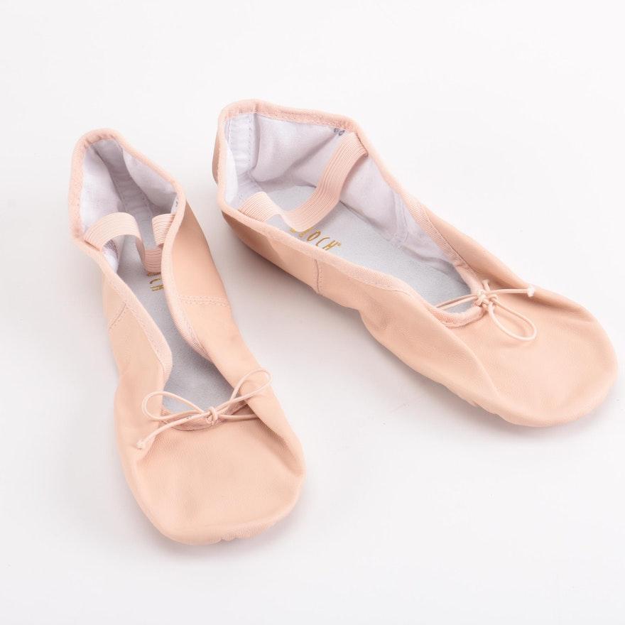 Bloch Pink Ballet Shoes   EBTH 8de6c5b27