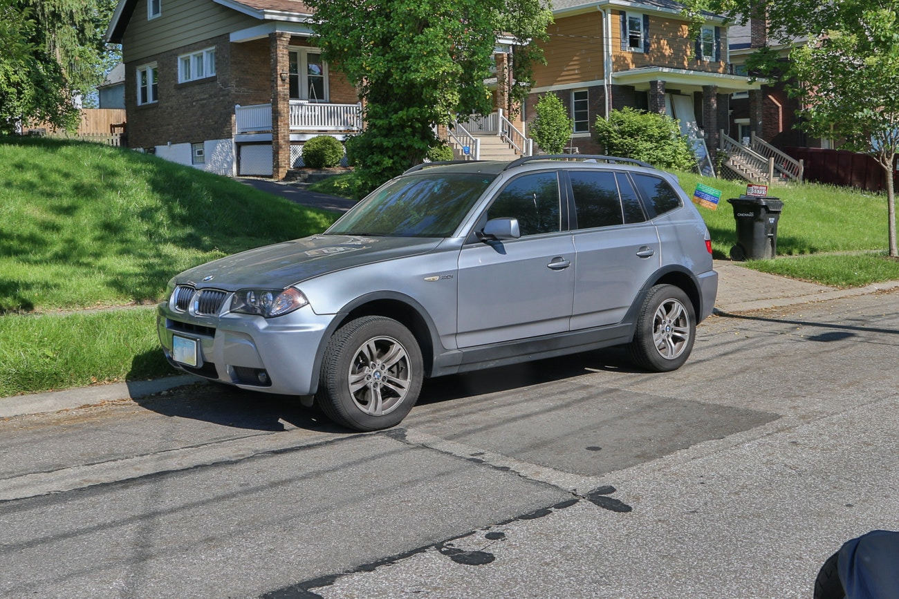 2006 BMW X3 Crossover
