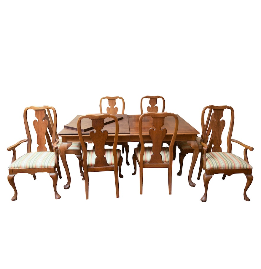 100 queen anne dining room chairs bathroom for Dining room queen anne
