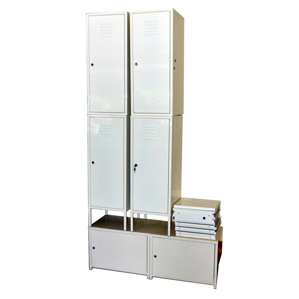Ikea Metal Lockers ...