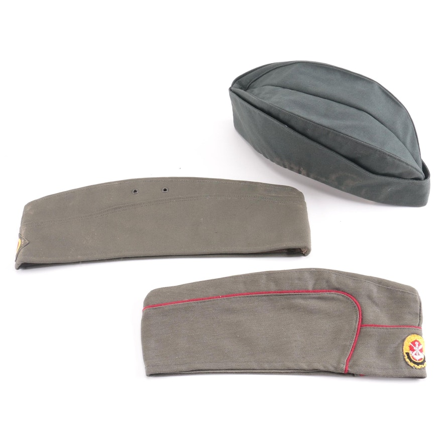 f1fab28eace119 Vintage Military Hats : EBTH