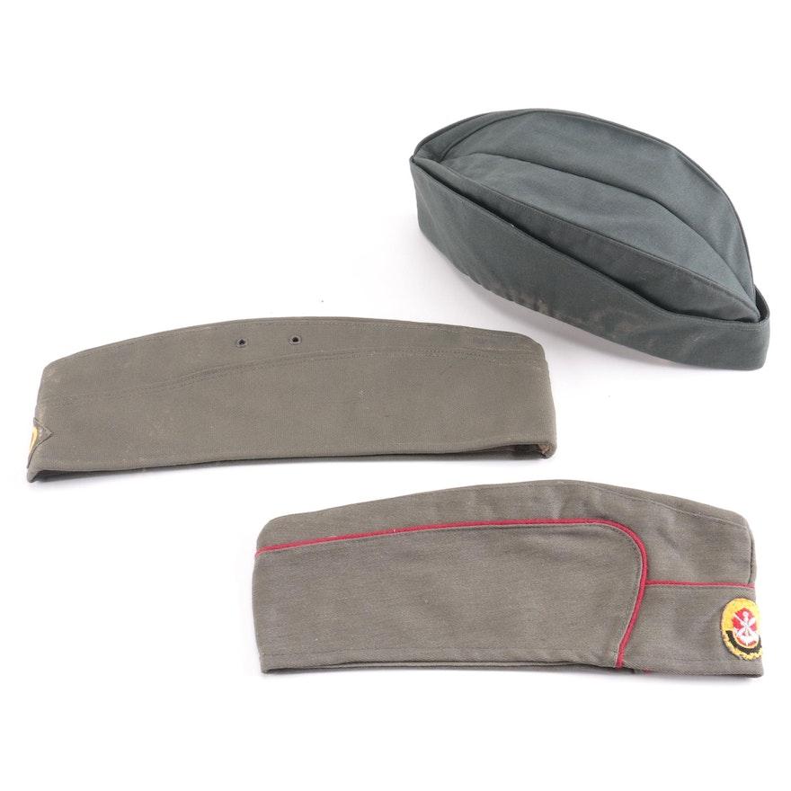 60cf01725d2 Vintage Military Hats   EBTH