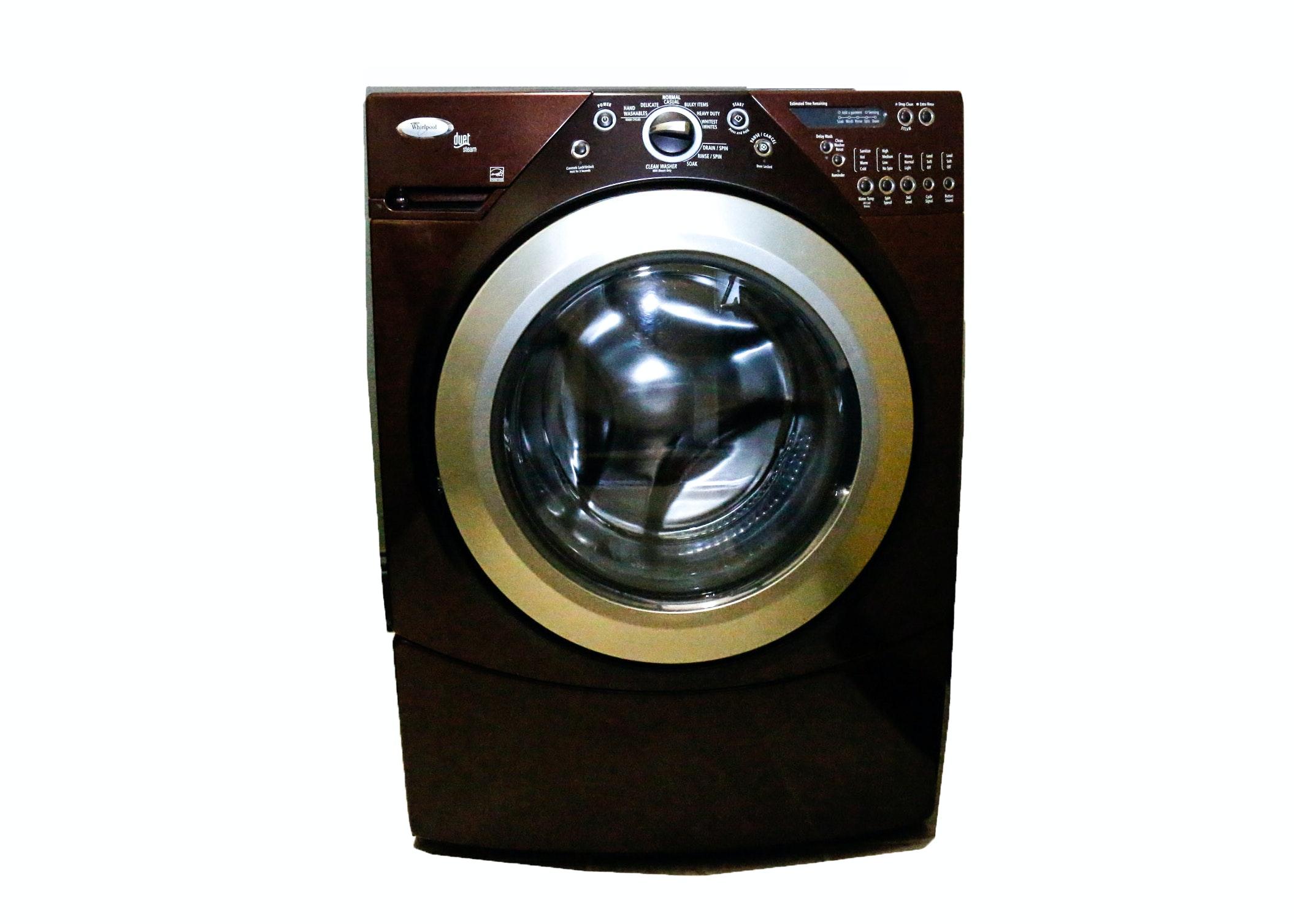 whirlpool gold washing machine