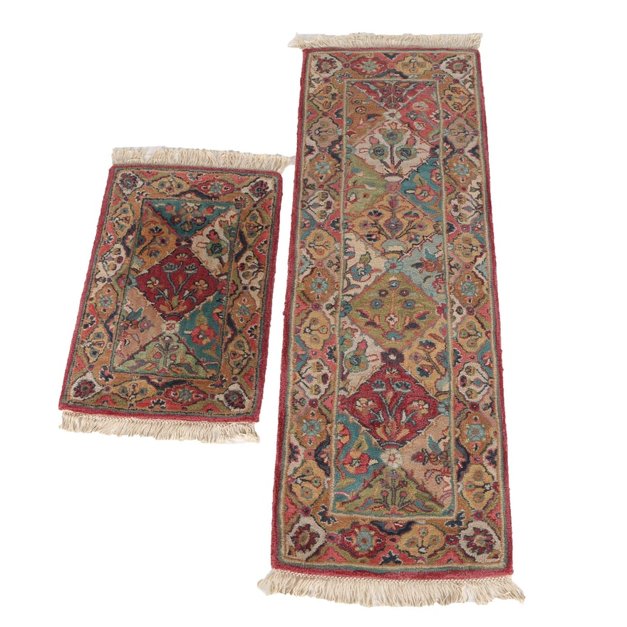 Hand-Tufted Indian Kingsley House Wool Runner And Accent