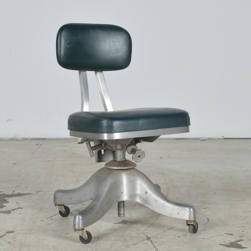 Vintage Shaw Walker Style Office Chair