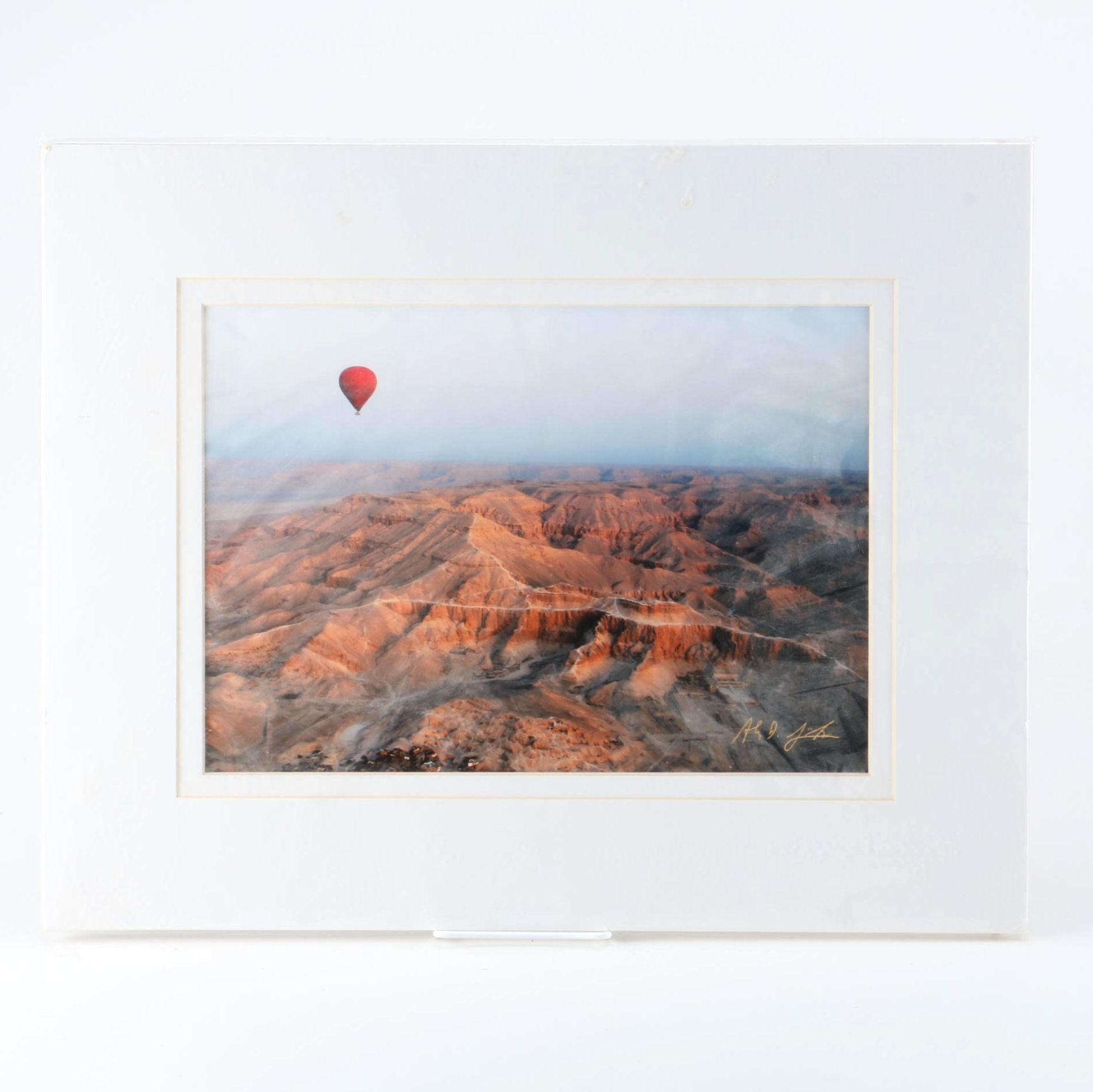 "Alex Ludden Limited Edition Giclée Photo Print ""Valley of the Kings"""