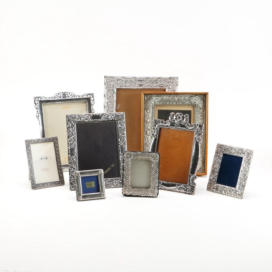 Tabletop Picture Frames Including Lombardi : EBTH