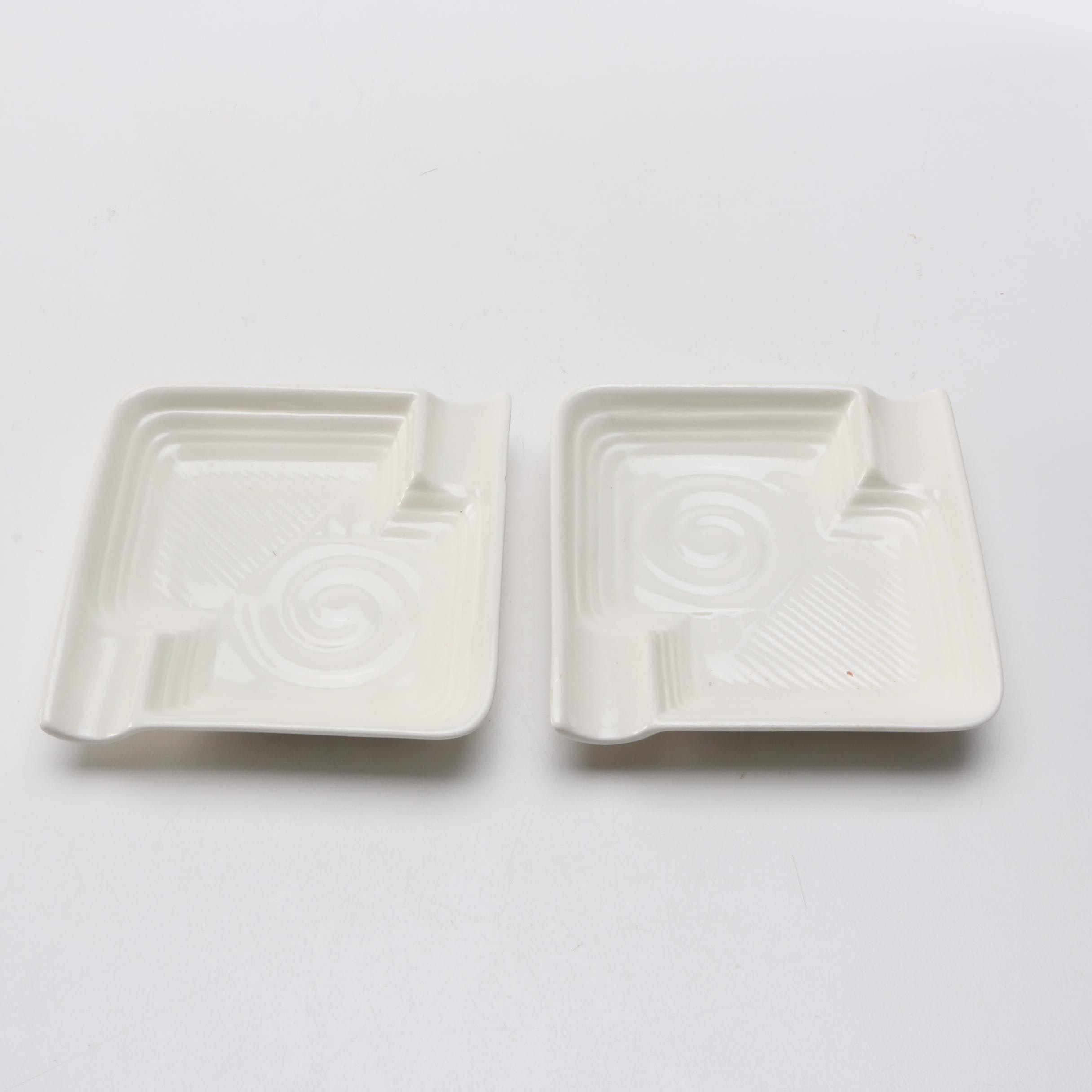 Spode Imperial Ash Receivers