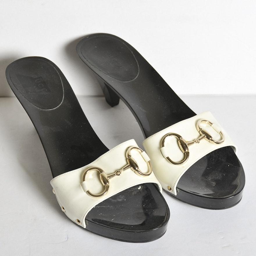 fc6584b960b Gucci Slide Heels   EBTH