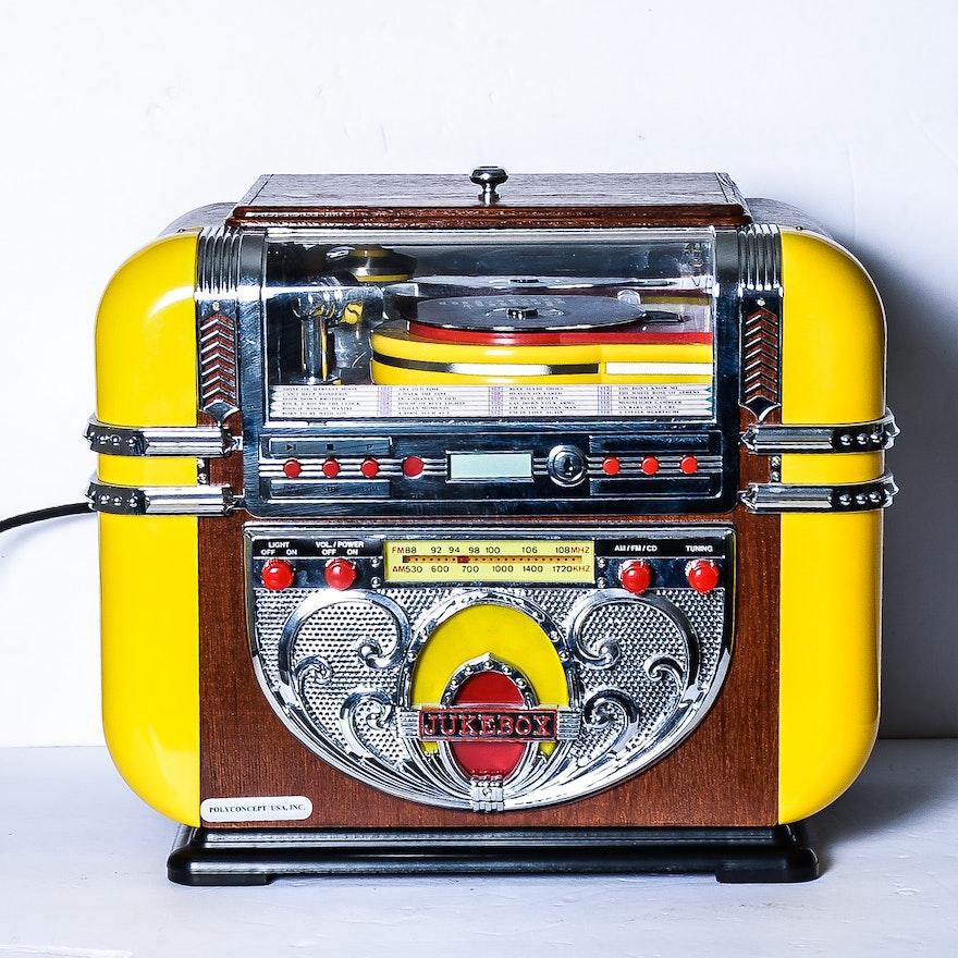Cd Jukebox Player