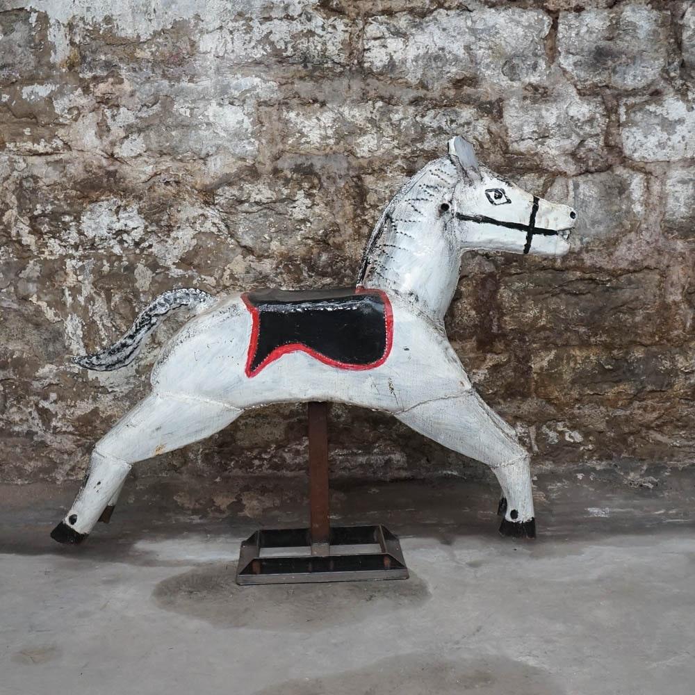 Antique Iron Horse Ride