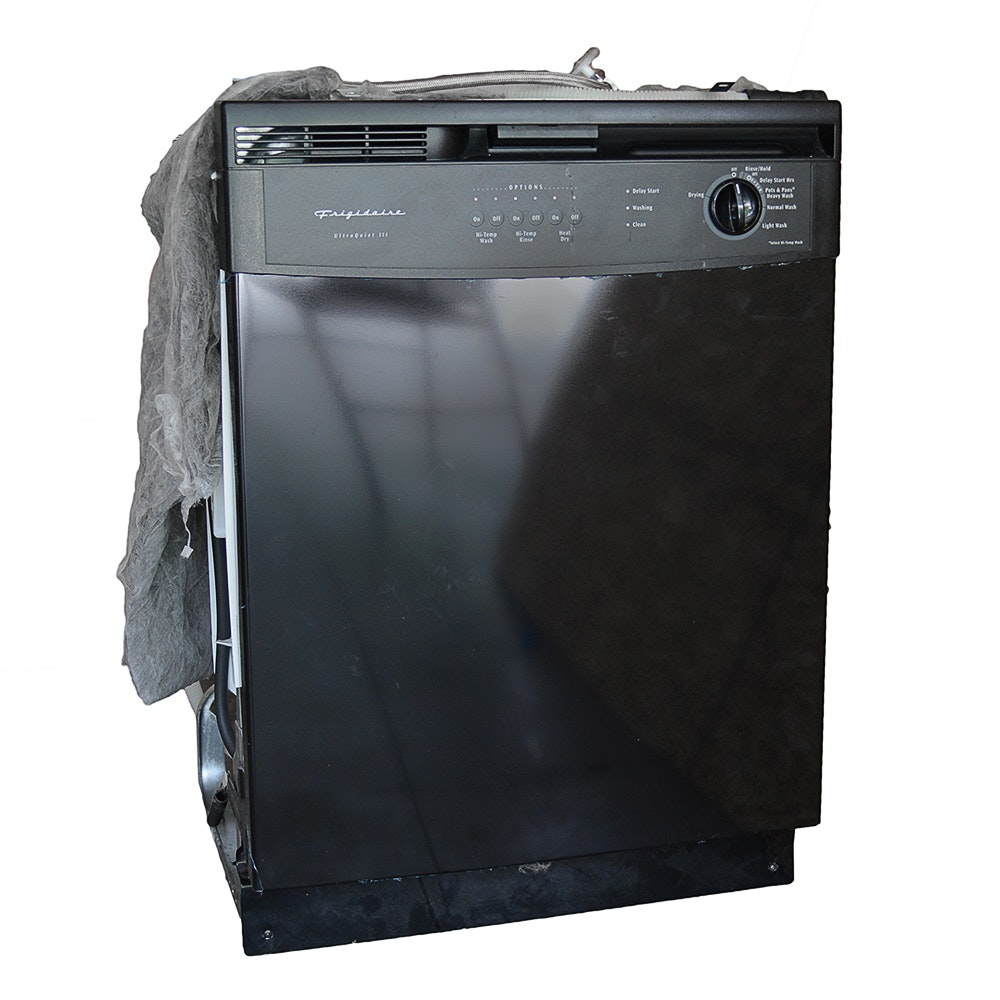 Frigidaire UltraQuiet III Dishwasher