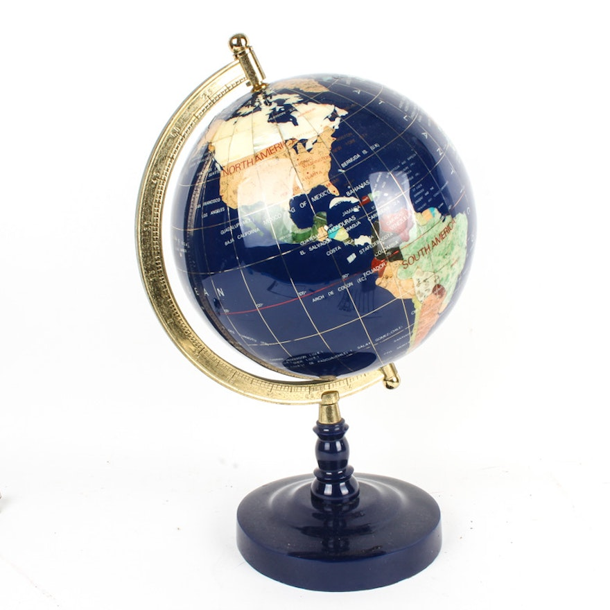 desk globes viennarep from the replogle vienna globe htm