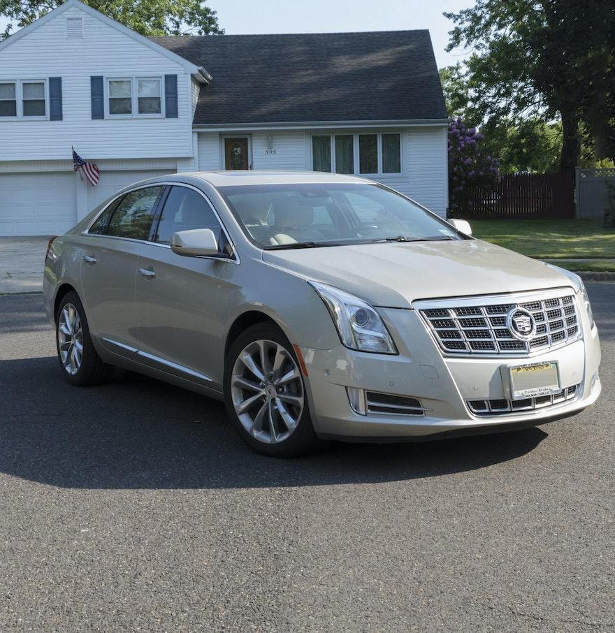 2014 Cadillac XTS Sedan : EBTH