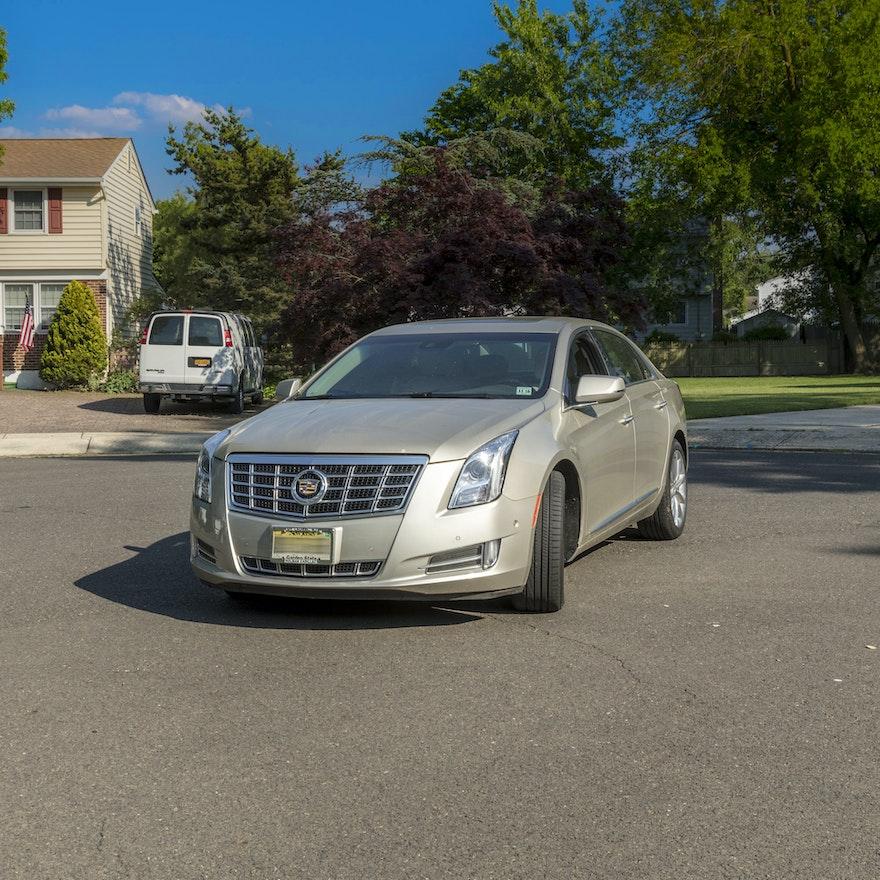 2014 Cadillac XTS Sedan